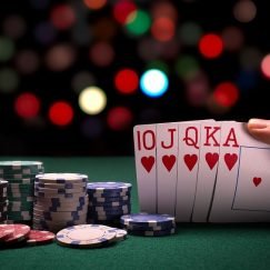 What May Online Gambling Do To Make You Swap